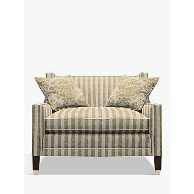 Duresta Grayson Reading Chair, Umber Leg