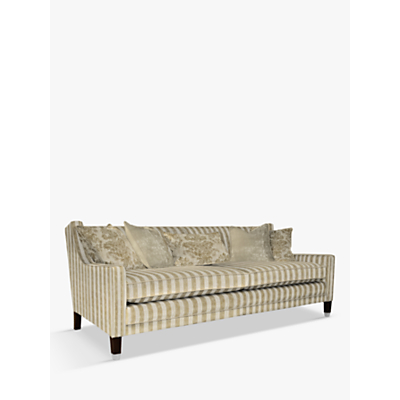 Duresta Grayson Large 3 Seater Sofa, Umber Leg