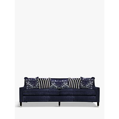 Duresta Grayson Grand 4 Seater Sofa, Umber Leg