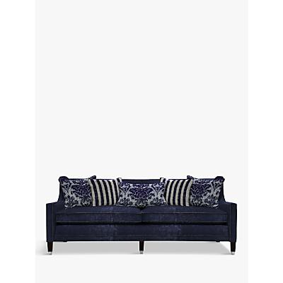 Duresta Grayson Large 3 Seater Sofa, Umber Leg