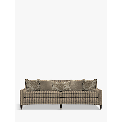 Duresta Grayson Grand 4 Seater Sofa, Umber Leg