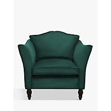Buy Duresta Vaughan Armchair, Umber Leg Online at johnlewis.com
