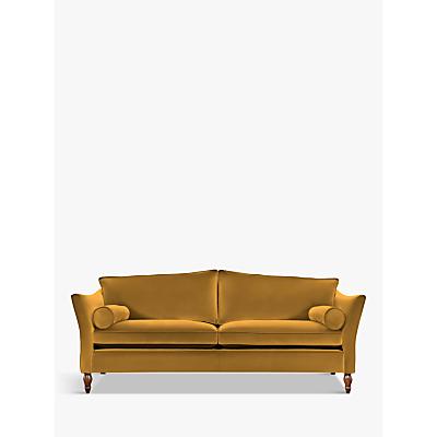 Duresta Vaughan Grand 4 Seater Sofa, Umber Leg