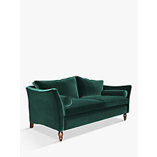 Buy Duresta Vaughan Large 3 Seater Sofa, Umber Leg Online at johnlewis.com
