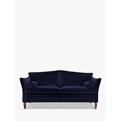 Duresta Vaughan Large 3 Seater Sofa, Umber Leg