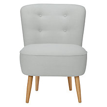 Buy John Lewis Isla Armchair, Light Leg Online at johnlewis.com