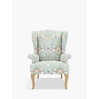 John Lewis Shaftesbury Armchair, Light Leg
