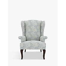 Buy John Lewis Shaftesbury Armchair, Dark Leg Online at johnlewis.com