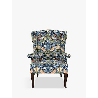 John Lewis Shaftesbury Armchair, Dark Leg