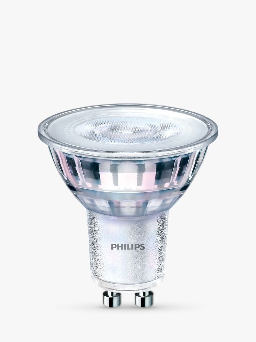Philips Philips 5W GU10 LED Dimmable Light Bulb, Cool White