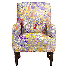 Buy John Lewis Sterling Liberty Armchair, Dark Leg Online at johnlewis.com