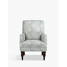 Buy John Lewis Sterling Armchair, Dark Leg Online at johnlewis.com