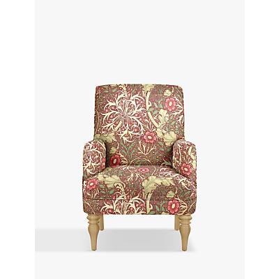 John Lewis Sterling Armchair, Light Leg