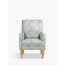 Buy John Lewis Sterling Armchair, Light Leg Online at johnlewis.com