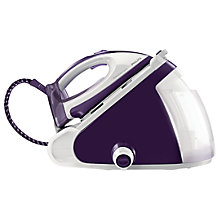 Buy Philips GC9236/02 PerfectCare Expert Steam Generator Iron, Purple Online at johnlewis.com