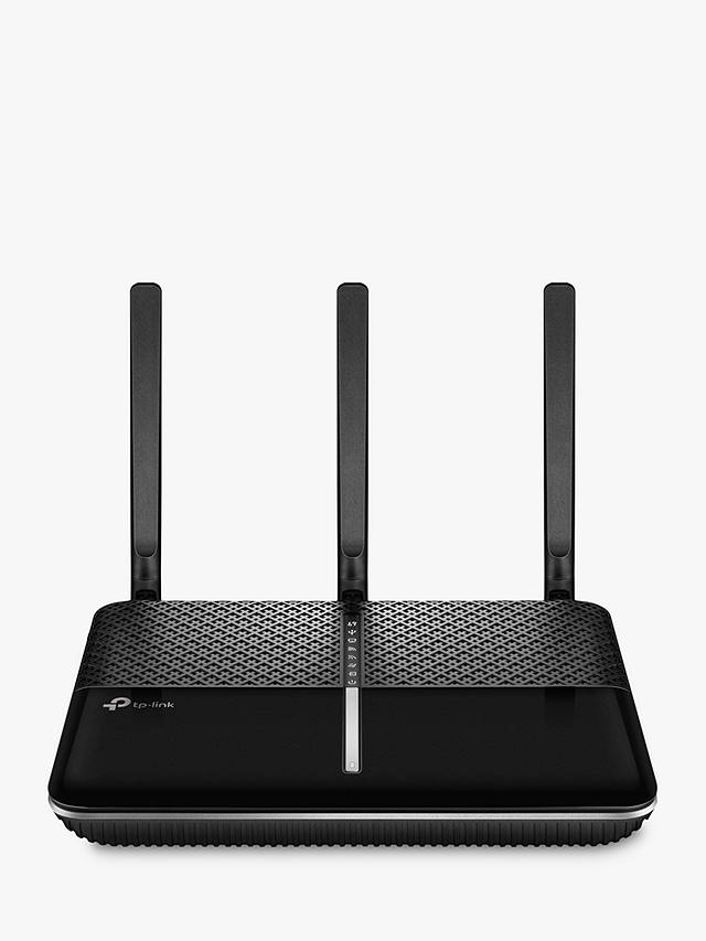 Buy TP-Link Archer VR600 V2 Wireless Gigabit VDSL/ADSL Modem Router, AC1600 Online at johnlewis.com
