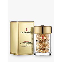 Buy Elizabeth Arden Advanced Ceramide Capsules Daily Youth Restoring Serum (30) Online at johnlewis.com