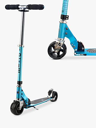 Micro Rocket Scooter, Adult, Blue