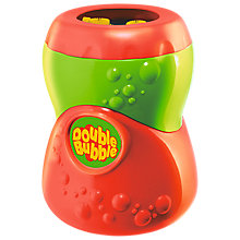 Buy Double Bubble Mega Bubbliser Machine Online at johnlewis.com