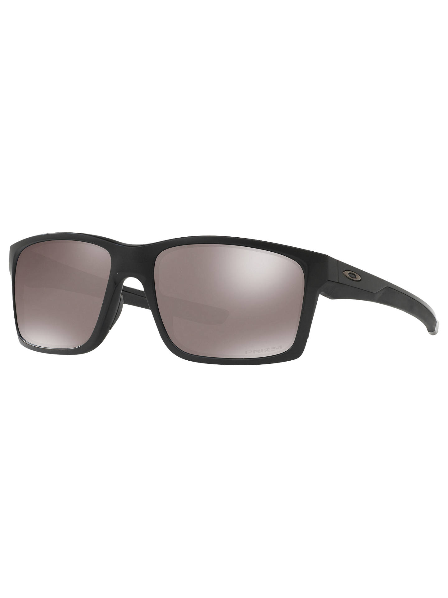 5971b35967 Oakley OO9264 Mainlink Prizm Polarised Rectangular Sunglasses at ...