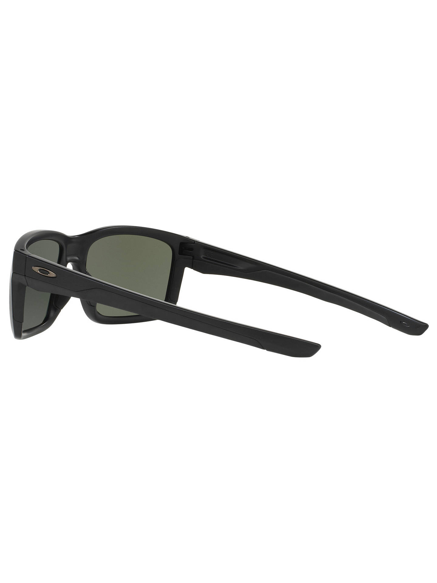 4da2b22a4f Oakley OO9264 Mainlink Prizm Polarised Rectangular Sunglasses at ...