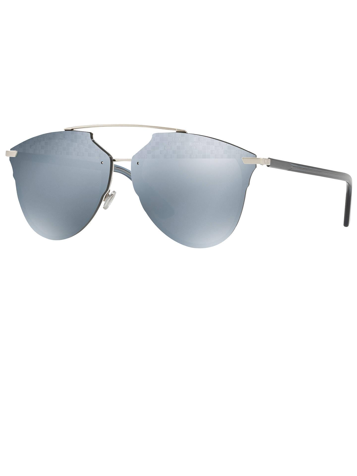 37ab9839ac4f Dior DiorReflectedP Geometric Sunglasses at John Lewis   Partners