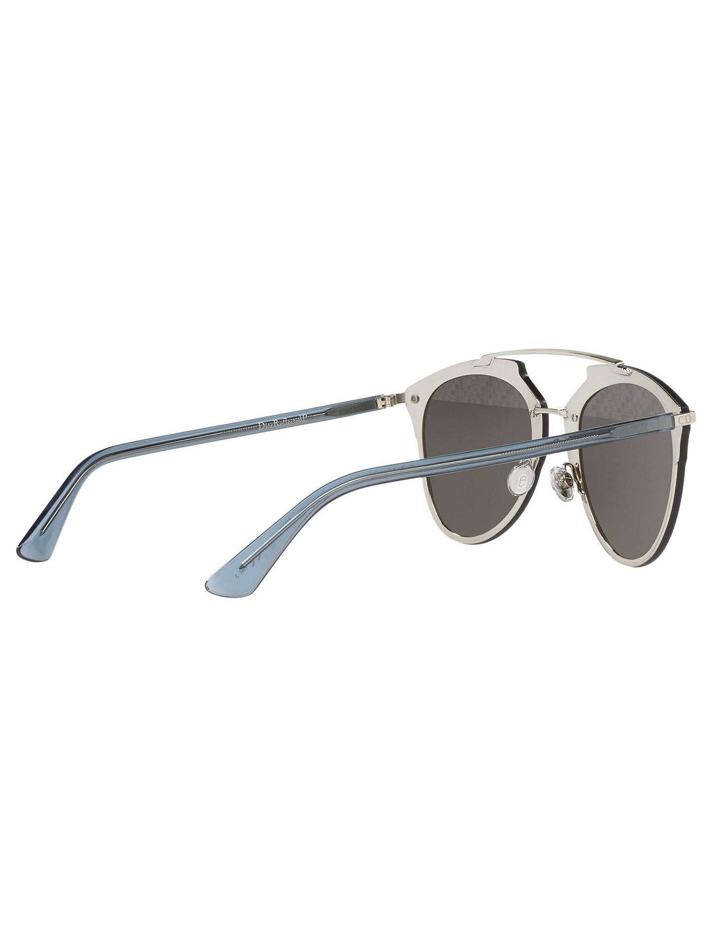6ebfcdb101c Dior DiorReflectedP Geometric Sunglasses at John Lewis   Partners
