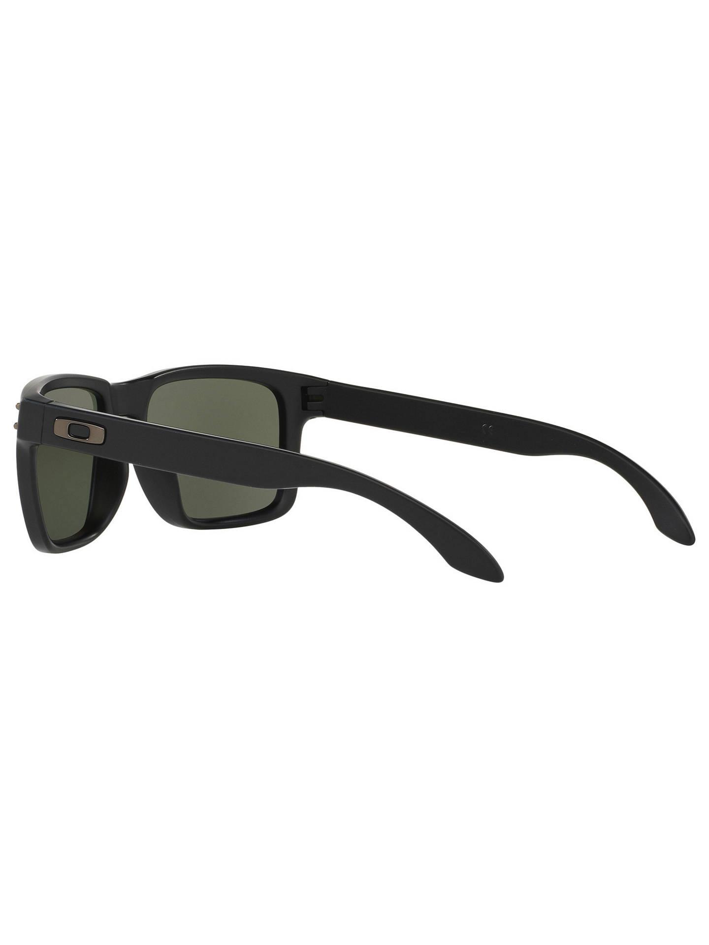 d23f74eed5b5 Oakley OO9102 Holbrook Prizm Polarised Square Sunglasses at John ...