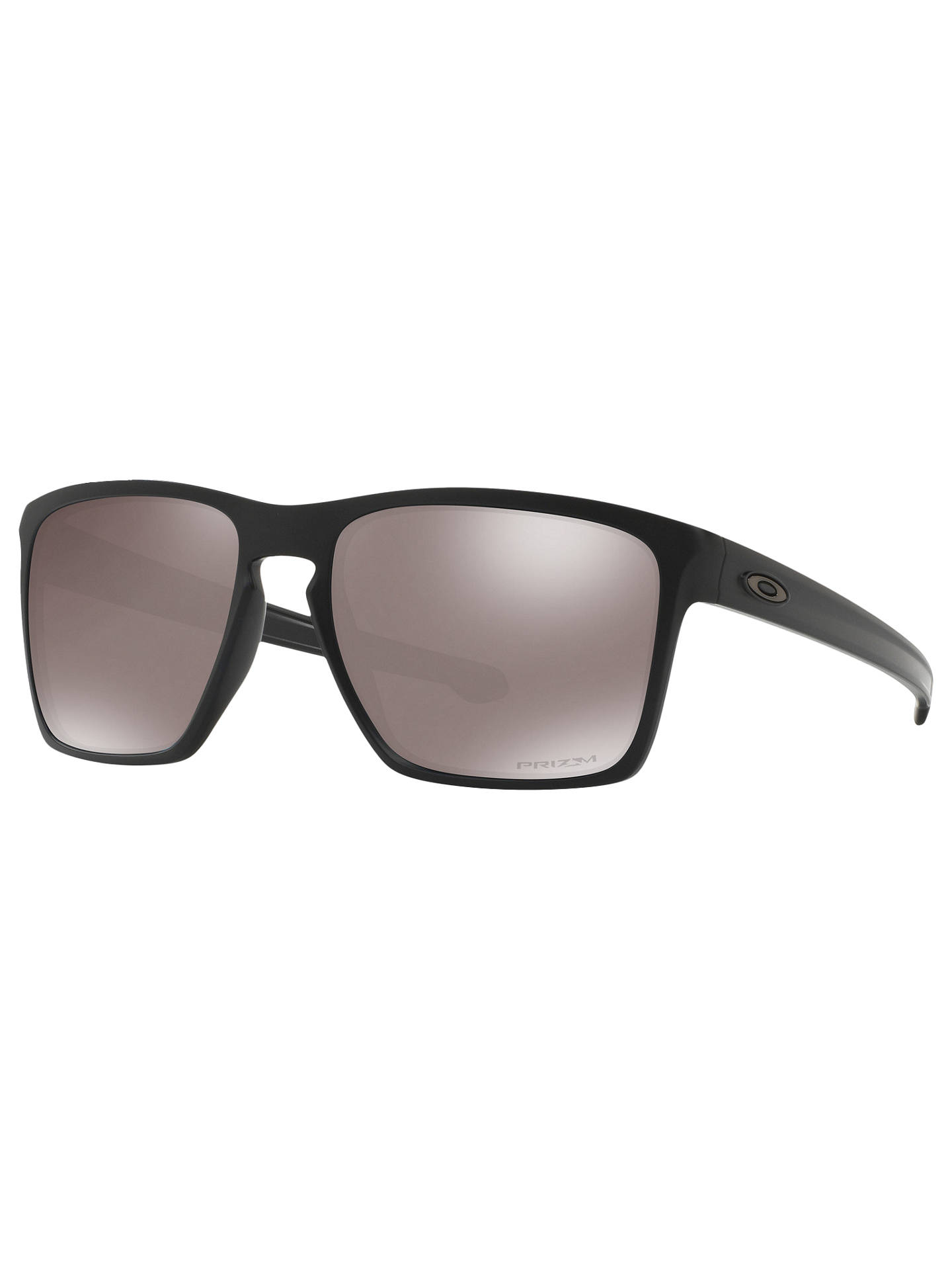 f27a8d15f4 Oakley OO9341 Men s Sliver Prizm Polarised Square Sunglasses at John ...