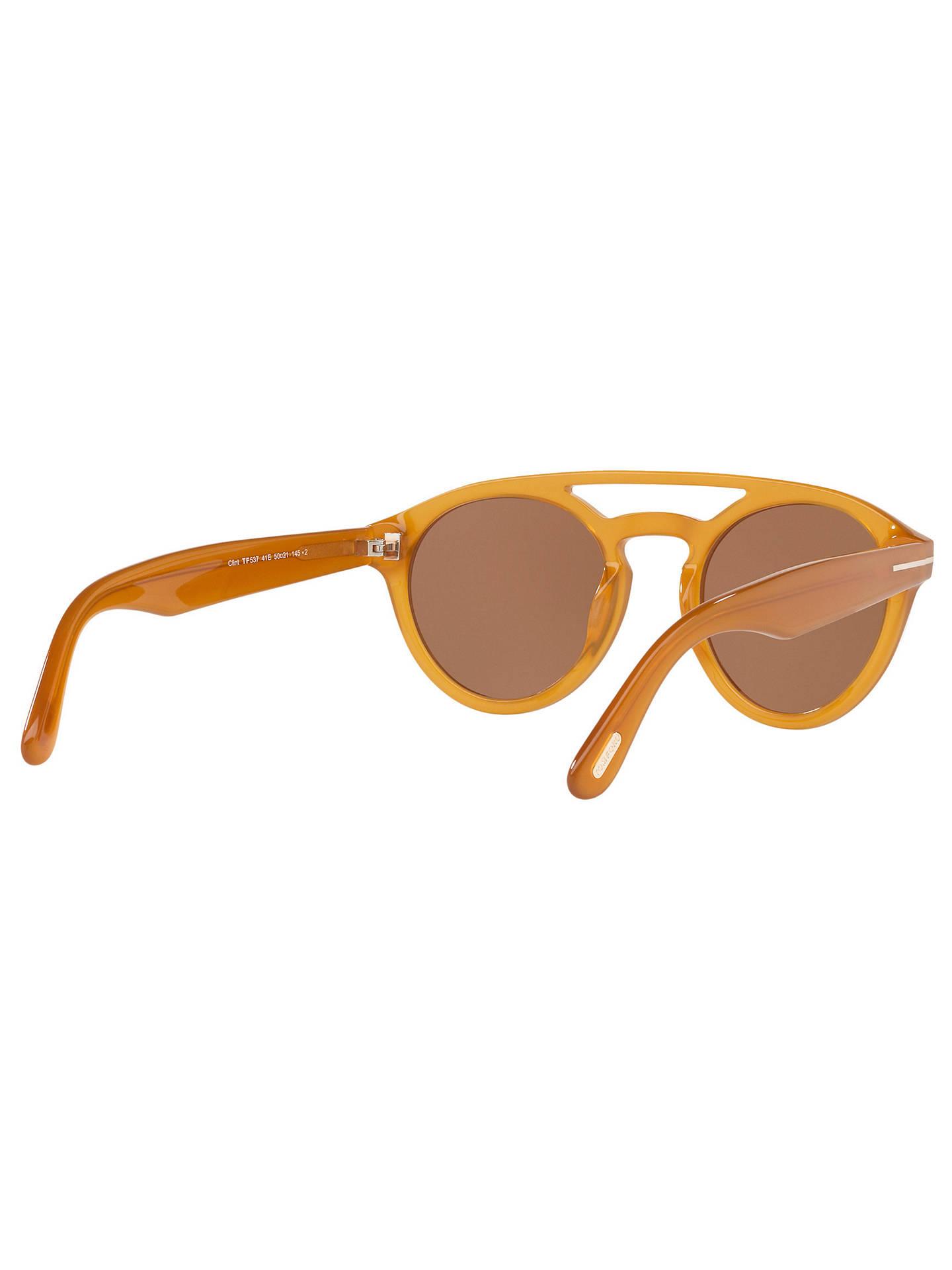 111e351cc7e4 ... Buy TOM FORD TF537 Clint Round Sunglasses