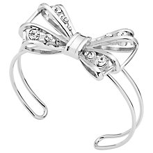 Buy Ted Baker Josz Crystal Bow Cuff Online at johnlewis.com