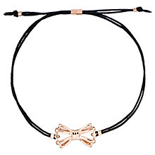 Buy Ted Baker Shyra Bow Bracelet Online at johnlewis.com