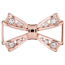Buy Ted Baker Joasia Crystal Bow Brooch Online at johnlewis.com
