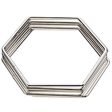 Buy John Lewis Hexagonal Bracelets Online at johnlewis.com