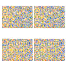 Buy Liberty Fabrics & John Lewis Lodden Flower Placemat, Set of 4 Online at johnlewis.com