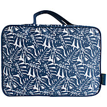 Buy John Lewis Monstera Hanging Wash Bag Online at johnlewis.com