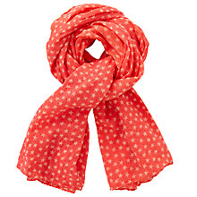 Buy Becksondergaard Fine Summer Star Scarf Online at johnlewis.com