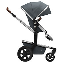 Buy Joolz Day2 Earth Pushchair, Carrycot and Footmuff bundle, Hippo Grey Online at johnlewis.com