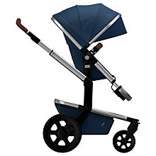 Buy Joolz Day2 Earth Pushchair, Carrycot and Footmuff bundle, Parrot Blue Online at johnlewis.com