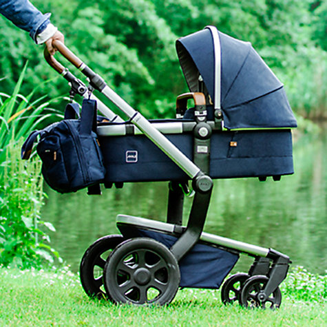 Buy Joolz Day2 Earth Pushchair With Carrycot Parrot Blue
