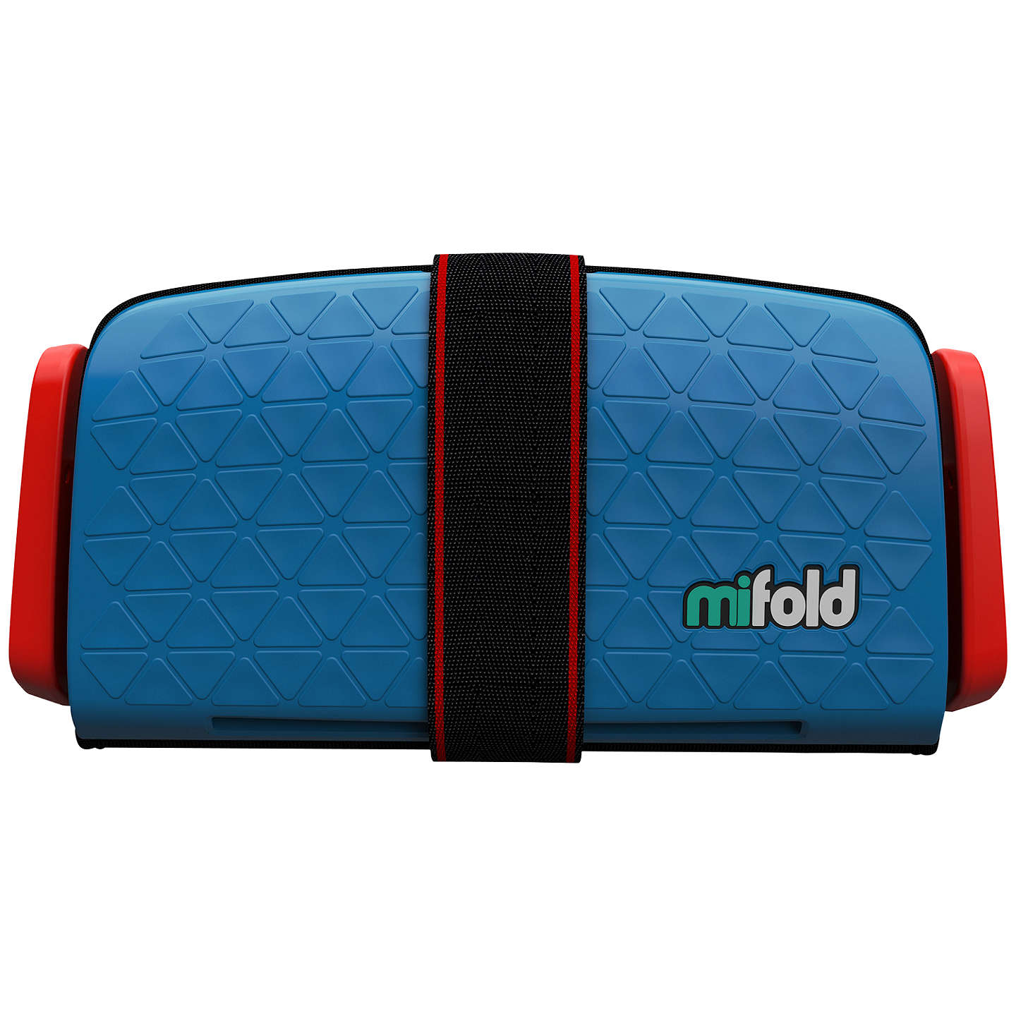 Buymifold Grab and Go Child Restraint, Denim Blue Online at johnlewis.com