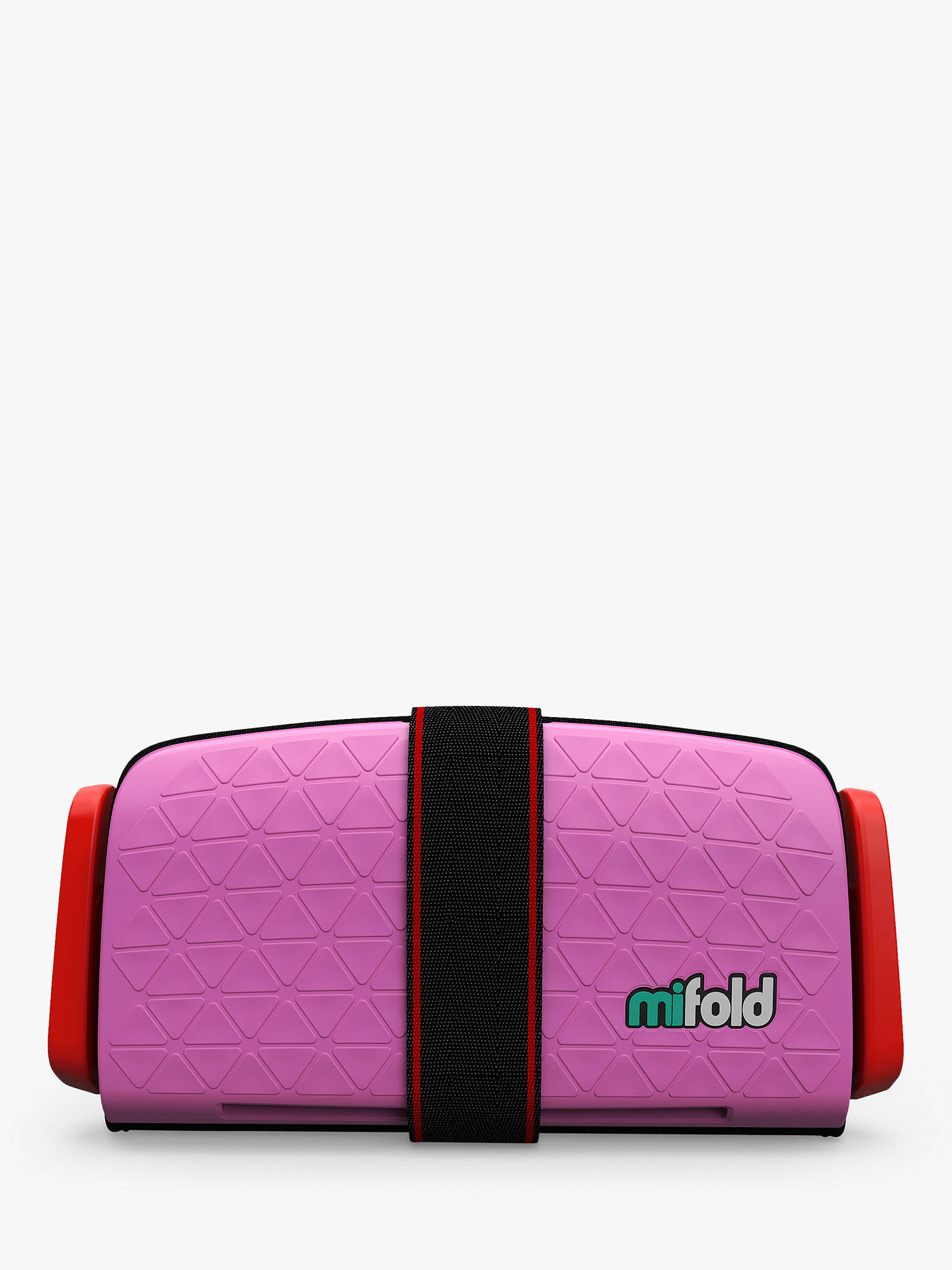 Buymifold Grab and Go Child Restraint, Perfect Pink Online at johnlewis.com