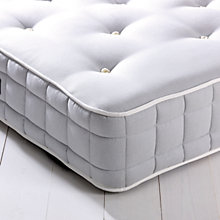Buy John Lewis New Ortho 1600 Pocket Spring Mattress, Firm, Single Online at johnlewis.com