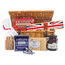 Buy John Lewis Taste Of Britain Hamper Online at johnlewis.com