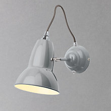 Buy Anglepoise Original 1227 Wall Light Online at johnlewis.com