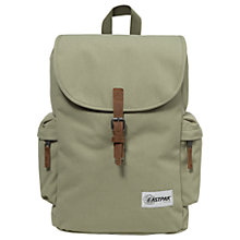 Buy Eastpak Austin Backpack, Opgrade Moss Online at johnlewis.com