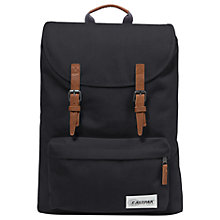 Buy Eastpak London Backpack, Opgrade Dark Online at johnlewis.com