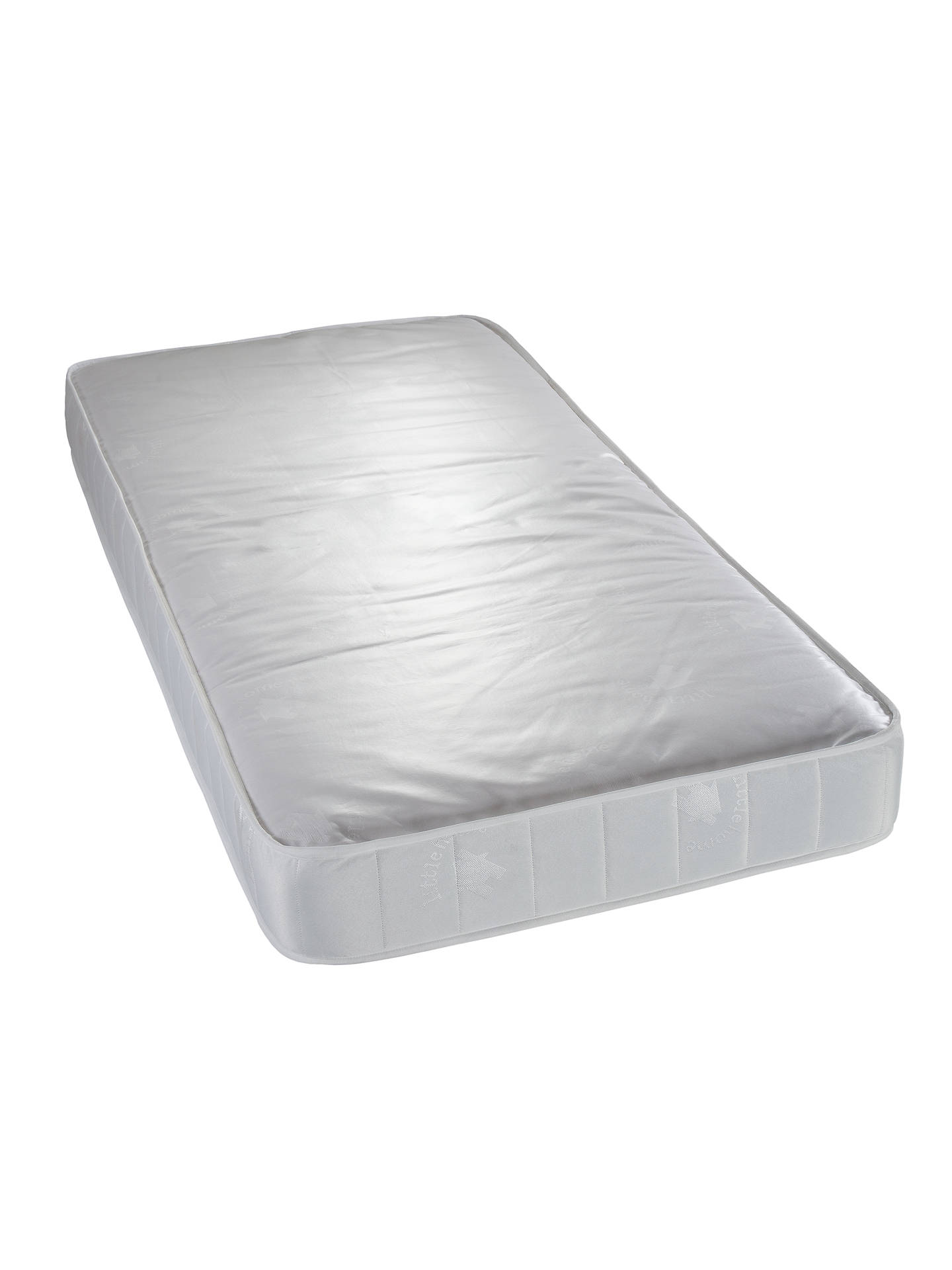 Buylittle home at John Lewis 15cm Deep Open Spring Water Resistant Bunk Bed Mattress, Medium, Single Online at johnlewis.com