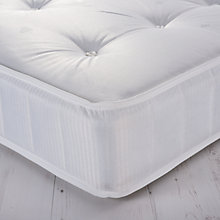 Buy John Lewis Essentials Collection Cosy Comfort 325 Open Spring Mattress, Medium, Single Online at johnlewis.com