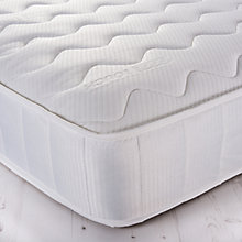 Buy John Lewis Essentials Collection Luxury Pocket Spring 1000 Mattress, Medium, Double Online at johnlewis.com